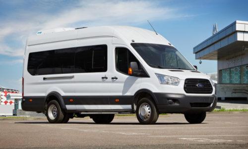 Микроавтобусы (14 — 20 мест)