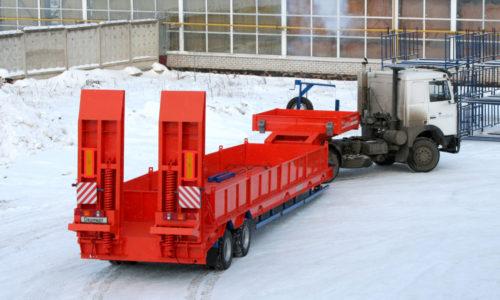 Трал до 38 тонн
