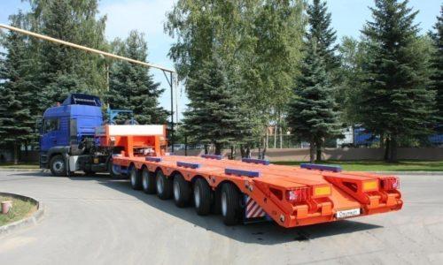 Трал до 85 тонн